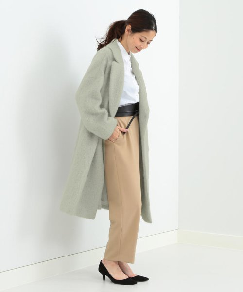 BEAMS OUTLET(ビームス アウトレット)/Demi−Luxe BEAMS / モヘヤシャギーコート/68190137002_img01