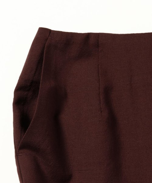BEAMS OUTLET(ビームス アウトレット)/Demi−Luxe BEAMS / スリット タイトスカート/68270342152_img06