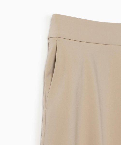 BEAMS OUTLET(ビームス アウトレット)/Demi-Luxe BEAMS / ダブルクロス フレアースカート/68270345152_img02