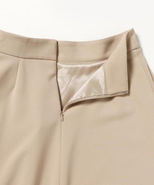 BEAMS OUTLET(ビームス アウトレット)/Demi-Luxe BEAMS / ダブルクロス フレアースカート/68270345152_img03