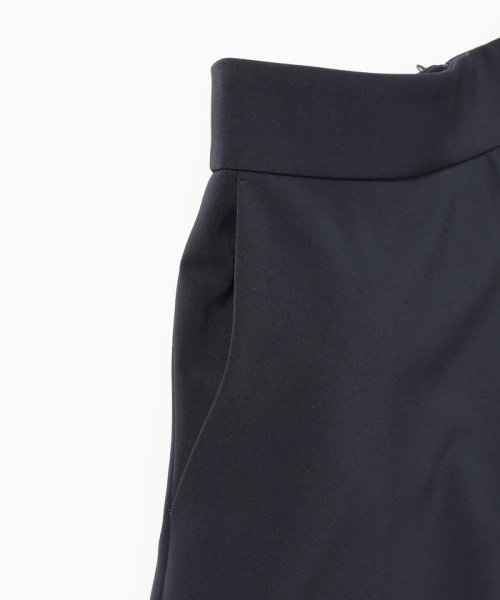 BEAMS OUTLET(ビームス アウトレット)/Demi-Luxe BEAMS / ダブルクロス フレアースカート/68270345152_img05