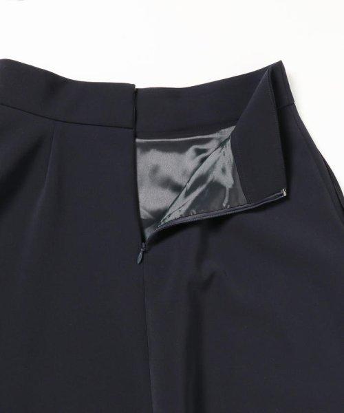 BEAMS OUTLET(ビームス アウトレット)/Demi-Luxe BEAMS / ダブルクロス フレアースカート/68270345152_img06
