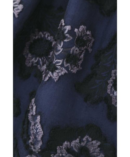 NATURAL BEAUTY(ナチュラル ビューティー)/[WEB限定商品]フローラルカットジャガードスカート/0188120012_img12