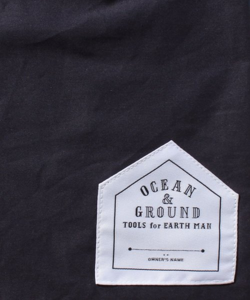 OCEAN&GROUND(オーシャンアンドグラウンド)/コットン巾着中  O&G/1815902_img03