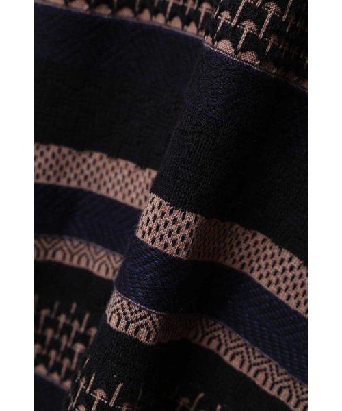 TORNADO MART(トルネードマート)/BLUE TORNADO∴レトロジャカードロングカーディガン/6318975808_img02
