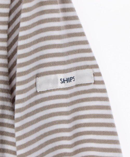SHIPS KIDS(シップスキッズ)/SHIPS KIDS:ミニボーダー ロングスリーブ カットソー(100~130cm)/512000198_img05