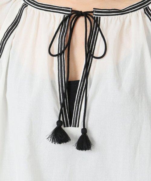 SLOBE IENA(スローブ イエナ)/クロスステッチ刺繍ブラウス◆/18051912803010_img16