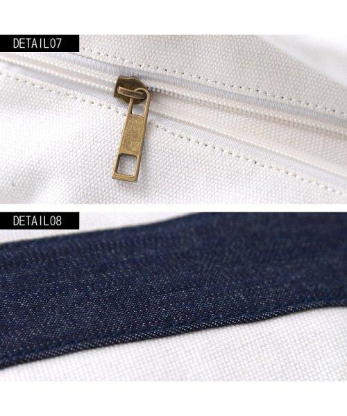 SB Select(エスビーセレクト)/SB select【シルバーバレットセレクト】キャンバストートバッグ/BAG-017_img14