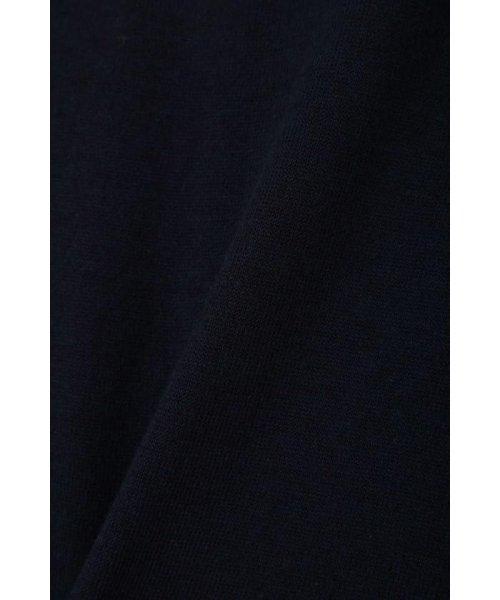 NATURAL BEAUTY(ナチュラル ビューティー)/[ウォッシャブル]袖釦ボートネックニット/0188170404_img03