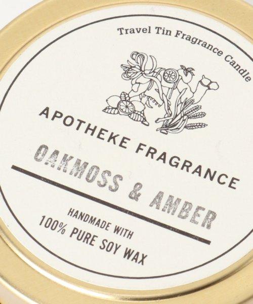 SAVE KHAKI(セイブカーキ)/APOTHEKE FRAGRANCE Tin Candle/17090612002210_img11