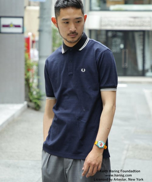 BEAMS MEN(ビームス メン)/BEAMS / KEITH HARING ウォッチ/11480375176_img01