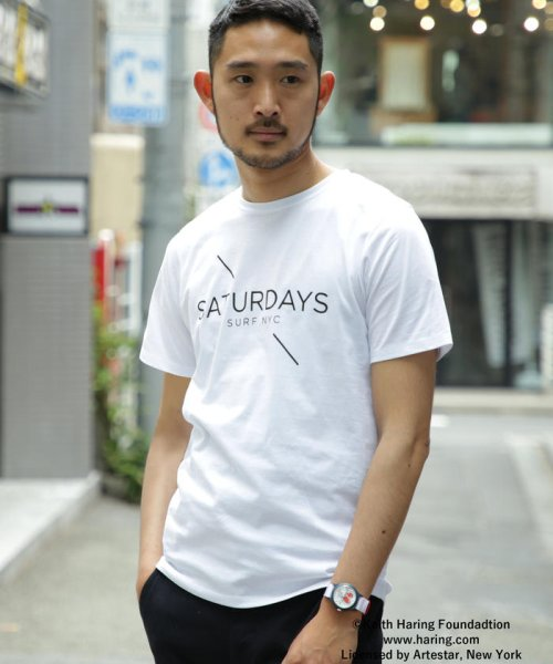 BEAMS MEN(ビームス メン)/BEAMS / KEITH HARING ウォッチ/11480375176_img02