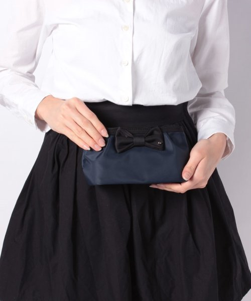 To b. by agnes b.(トゥービー バイ アニエスベー)/WH87 POUCH ポーチ/4021WH87E18_img05