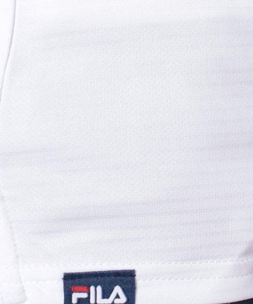 FILA GOLF(フィラゴルフ(レディース))/半袖シャツ/757645_img04