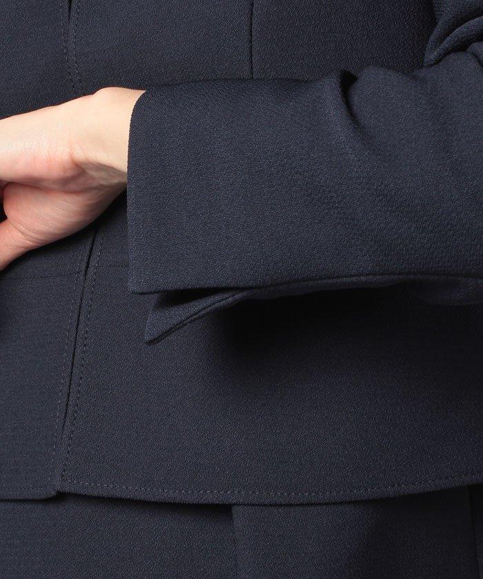 面接 スーツ 母親 ママ お受験スーツ 素材