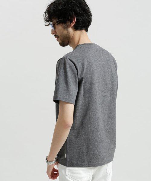 nano・universe(ナノ・ユニバース)/ポケット付きBig Tシャツ/6688123020_img01