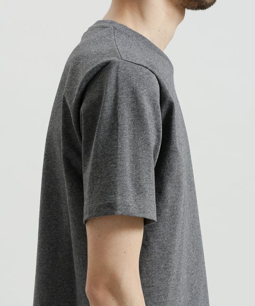 nano・universe(ナノ・ユニバース)/ポケット付きBig Tシャツ/6688123020_img04