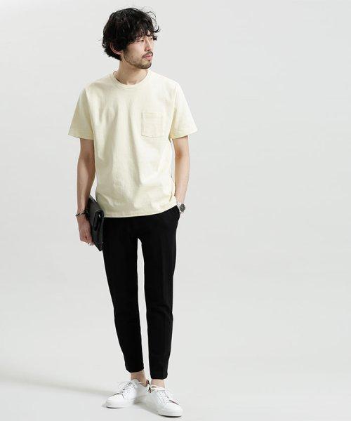 nano・universe(ナノ・ユニバース)/ポケット付きBig Tシャツ/6688123020_img08