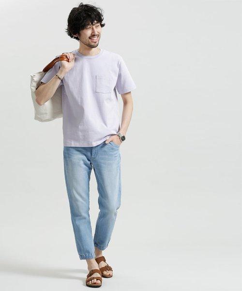 nano・universe(ナノ・ユニバース)/ポケット付きBig Tシャツ/6688123020_img11