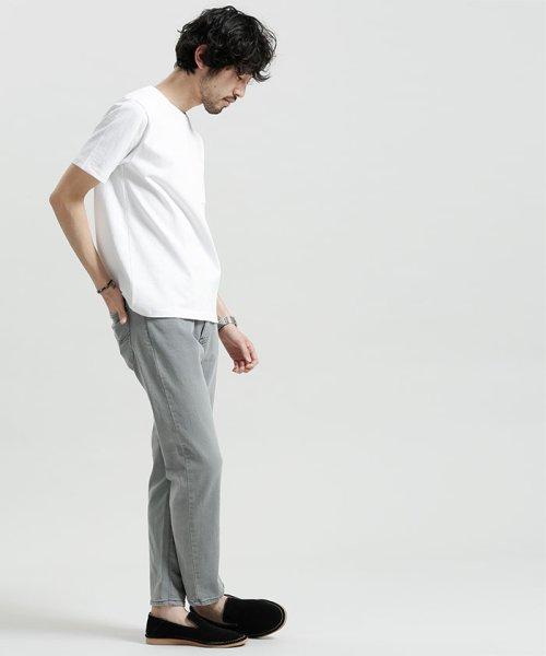 nano・universe(ナノ・ユニバース)/ポケット付きBig Tシャツ/6688123020_img12