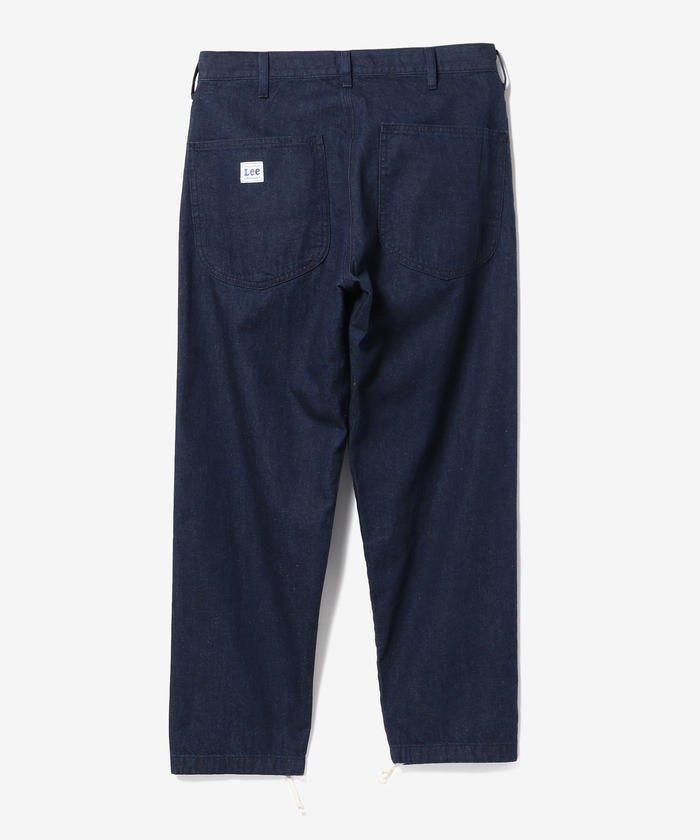 リー 別注 Baggy Easy Denim Pants画像2
