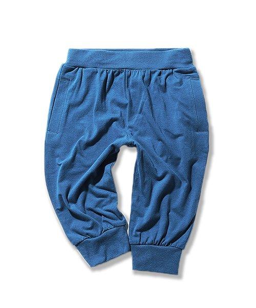 devirock(デビロック)/7分丈イージーライトパンツ 7分丈パンツ 裾リブパンツ/DT-077_img03