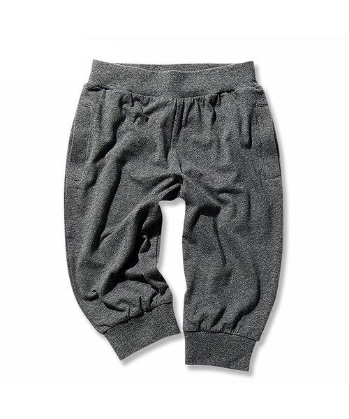 devirock(デビロック)/7分丈イージーライトパンツ 7分丈パンツ 裾リブパンツ/DT-077_img11