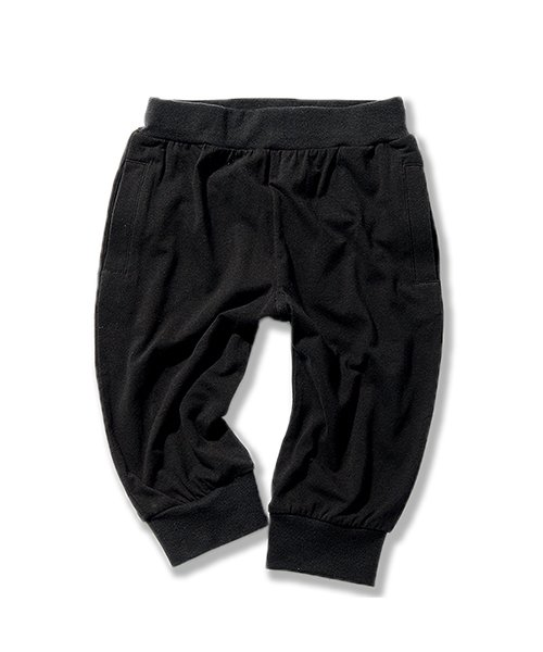devirock(デビロック)/7分丈イージーライトパンツ 7分丈パンツ 裾リブパンツ/DT-077_img30