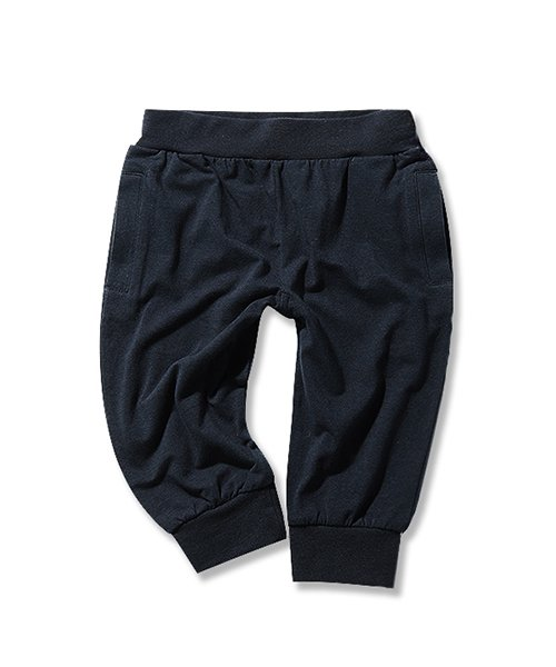devirock(デビロック)/7分丈イージーライトパンツ 7分丈パンツ 裾リブパンツ/DT-077_img36