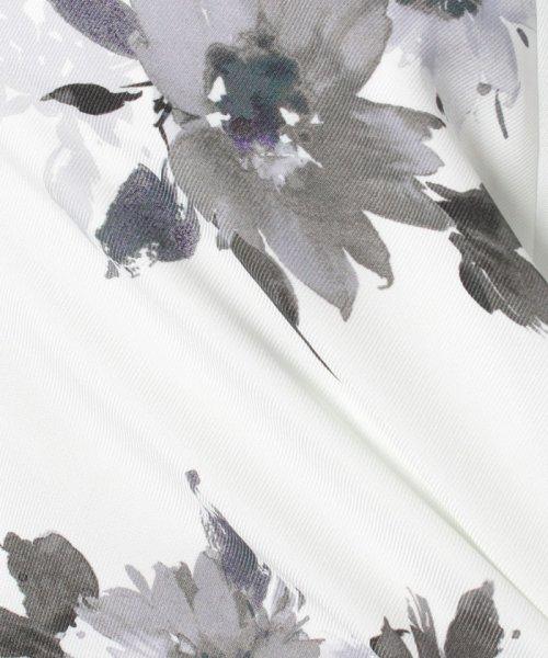 JUSGLITTY(ジャスグリッティー)/ベルト付フラワープリントフレアスカート/48136580_img18
