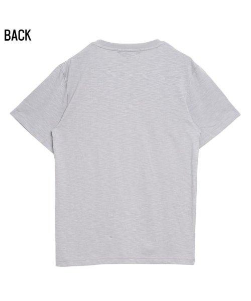 CavariA(キャバリア)/CavariA【キャバリア】ポケット付きクルーネックTシャツ/CARYU16-01_img07