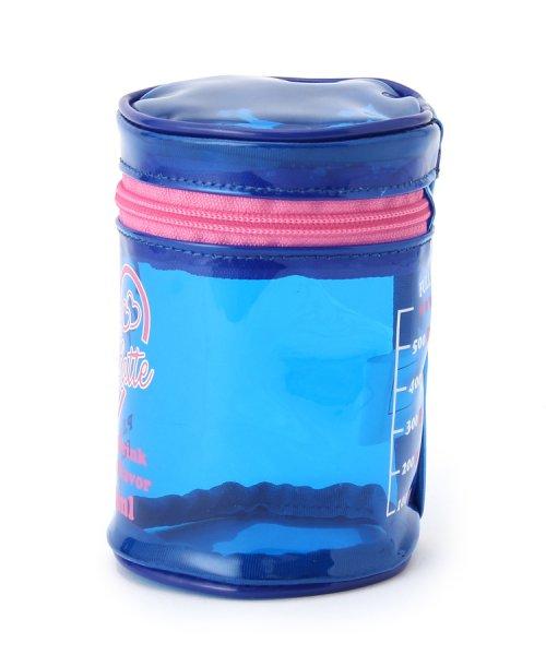 PINK-latte(ピンク ラテ)/筒型ビニールポーチ/99990932011218_img02