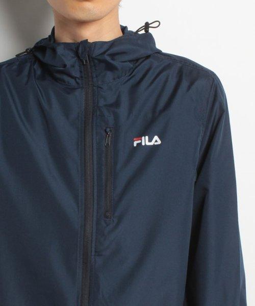 FILA(フィラ)/FILAパッカブルジャケット/418352_img03