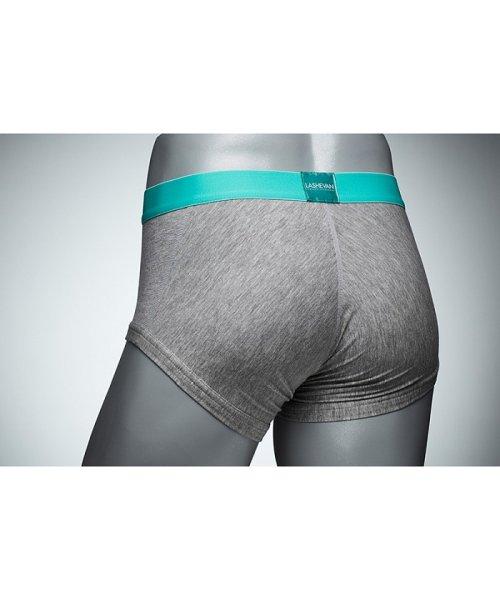 LASHEVAN(ラシュバン)/LASHEVAN【ラシュバン】Men's Underwear Drawers Light Grey×Mint/LS0117-GYM_img05