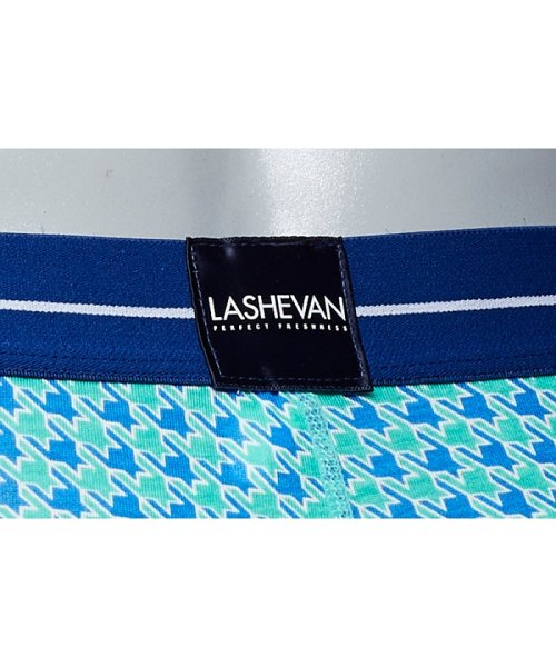 LASHEVAN(ラシュバン)/LASHEVAN【ラシュバン】Men's Underwear Hound's Tooth/LS0117-HDT_img05