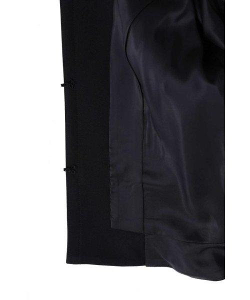 NATURAL BEAUTY(ナチュラル ビューティー)/ワルツツイル広巾ノーカラージャケット/0188950309_img14