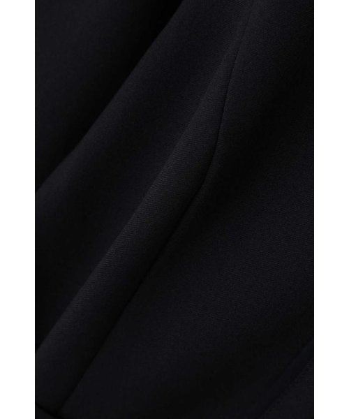 NATURAL BEAUTY(ナチュラル ビューティー)/ワルツツイル広巾ノーカラージャケット/0188950309_img15