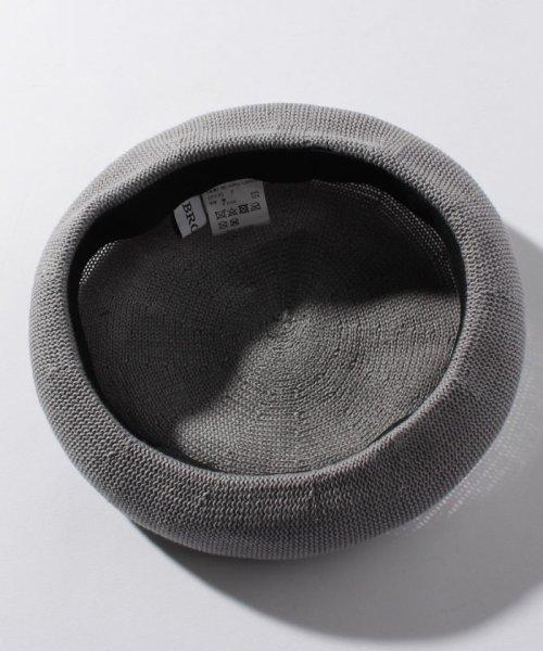 WEGO(ウィゴー)/WEGO/サーモベレー帽/BR18SP03LG0002_img02