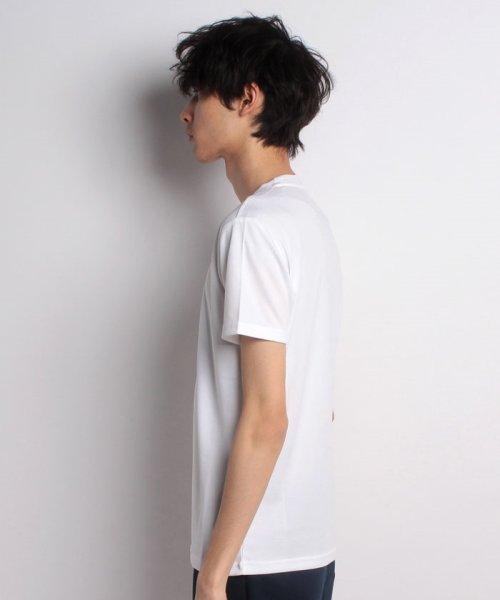 FILA(フィラ)/FILAPEメッシュ ワンポイントTシャツ/417329_img01