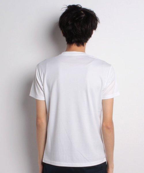 FILA(フィラ)/FILAPEメッシュ ワンポイントTシャツ/417329_img02