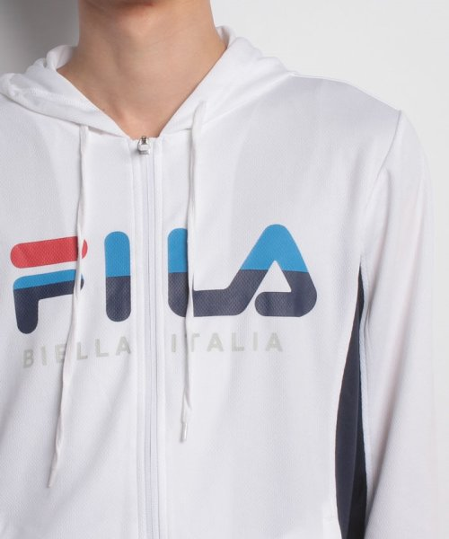 FILA(フィラ)/FILAPEメッシュ パーカー/417339_img03