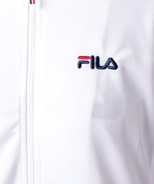 FILA(フィラ)/FILAPEメッシュスタンドジャケット/418630_img08