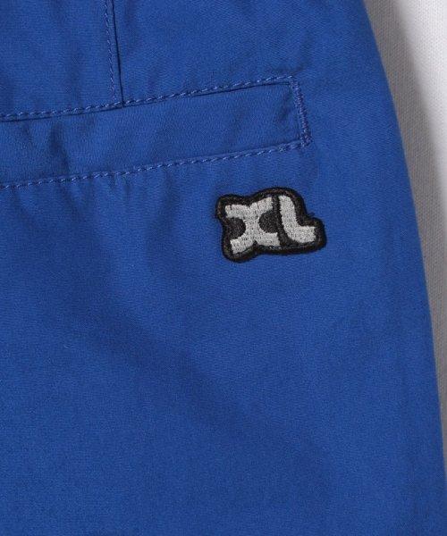 XLARGE KIDS(エクストララージ キッズ)/アイコンプリント入りハーフパンツ/9481104_img05