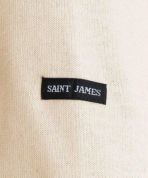 SAINT  JAMES(セントジェームス)/SAINT JAMES GUILDO U A ギルド ウェッソン Tシャツ 2503 ユニセックス/2503_img05