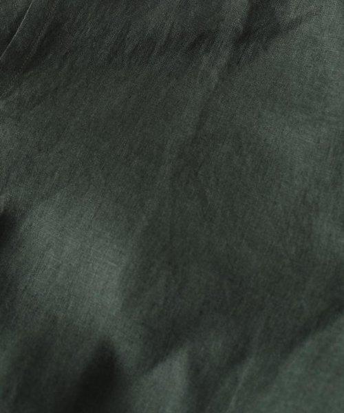 SHIPS MEN(シップス メン)/SC: BAIRD MCNUTT リネン 7スリーブ カプリ シャツ/111310182_img08