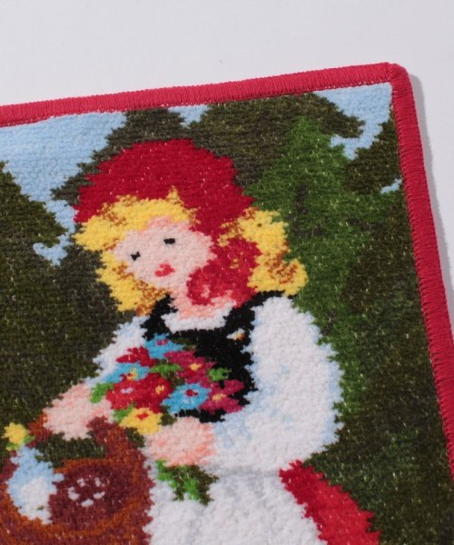 FEILER(フェイラー)/フェイラー フェアリーテイル 赤頭巾 ウォッシュクロス25x25/955573_img01