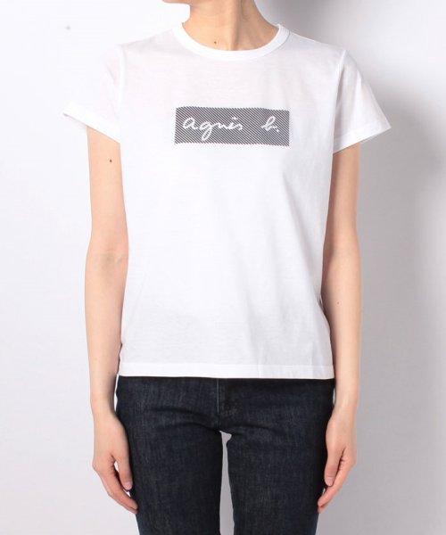 agnes b. FEMME(アニエスベー ファム)/SBM1 TS Tシャツ/2653SBM1E18_img01