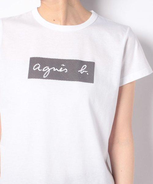 agnes b. FEMME(アニエスベー ファム)/SBM1 TS Tシャツ/2653SBM1E18_img04