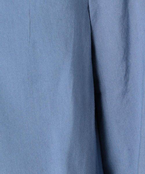SHIPS WOMEN(シップス ウィメン)/【TVドラマ着用】リネンレーヨン羽織りジャケット/317010869_img11
