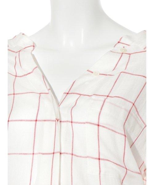 SNIDEL(スナイデル)/サイドボタンチェックシャツ/SWFB182075_img05